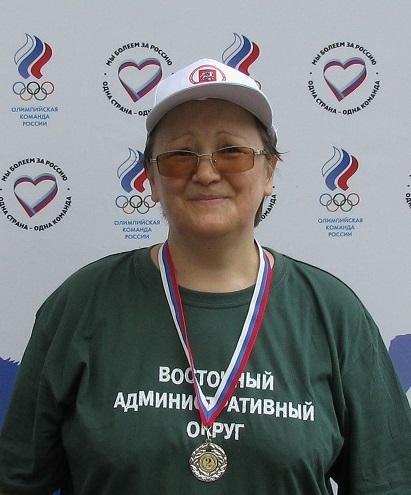 Курбатова Алевтина Викторовна